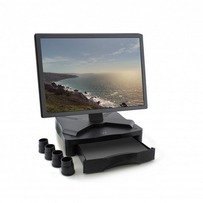 Stand Ewent Monitor riser with drawer